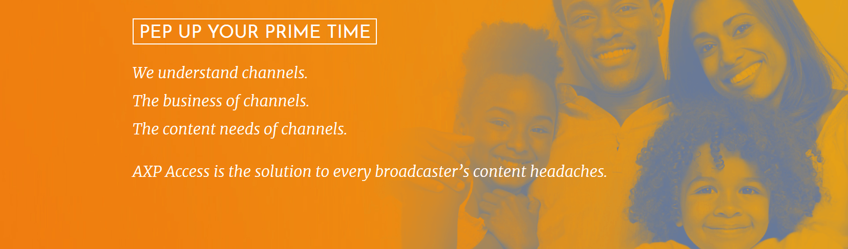 AfricaXP | Content Distributor & Linear Channel Creator